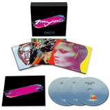 Box Grace Jones   Disco [com 3 Cds: Fame  Muse  Portfolio]uk